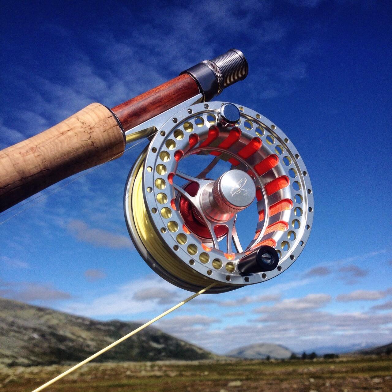 Fliegenfischen lernen. Mit dem Gerät fängt's an!
