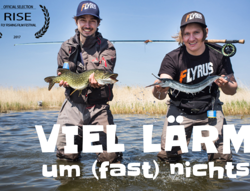 FLYRUS at the RISE Fly Fishing Film Festival