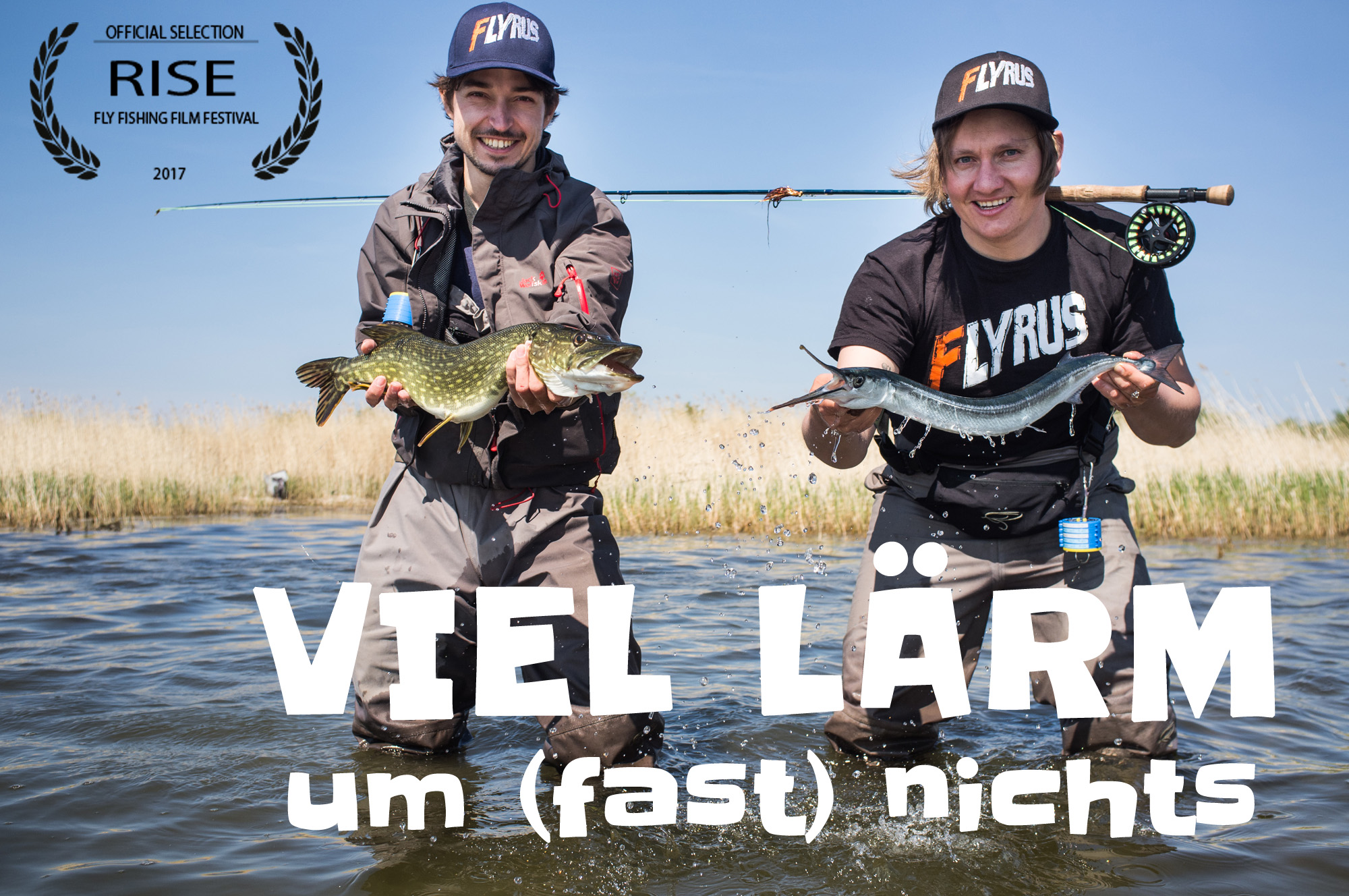 Flyrus at the rise fly fishing film festival flyrus for Fly fishing film festival