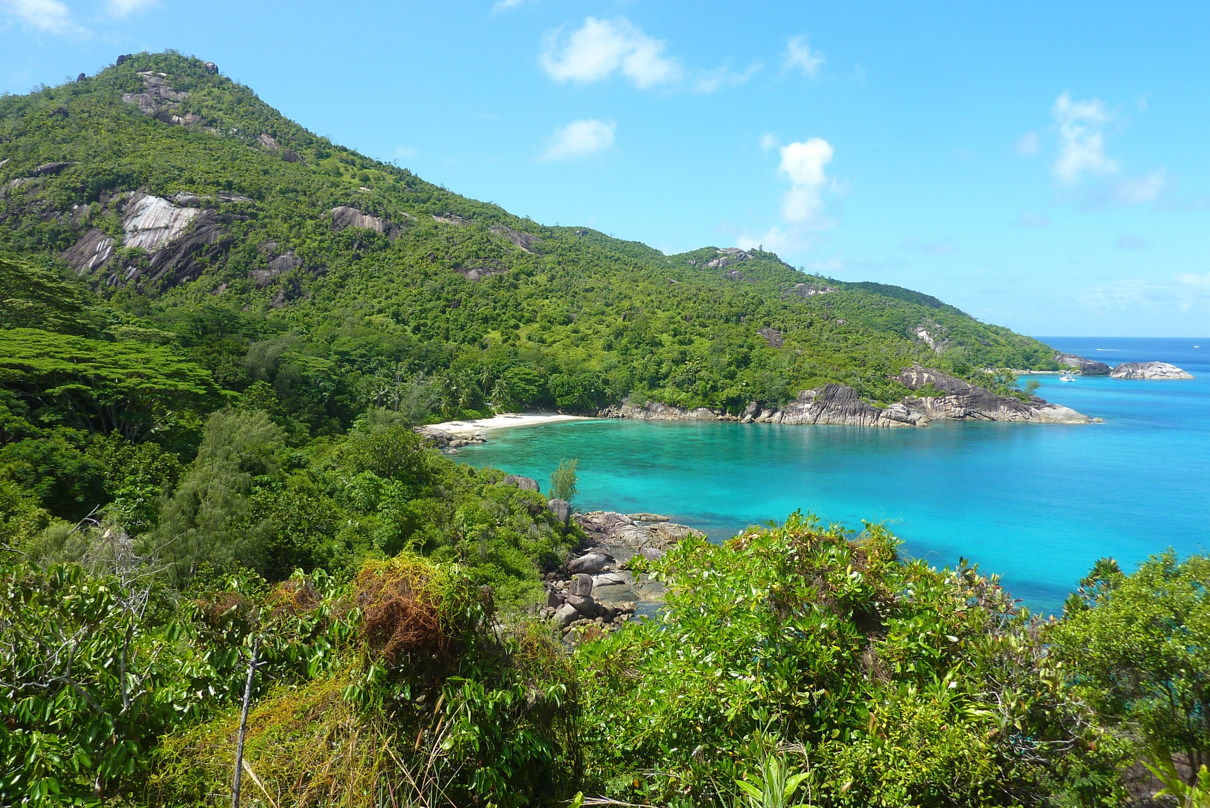 Mahe Seychellen 1