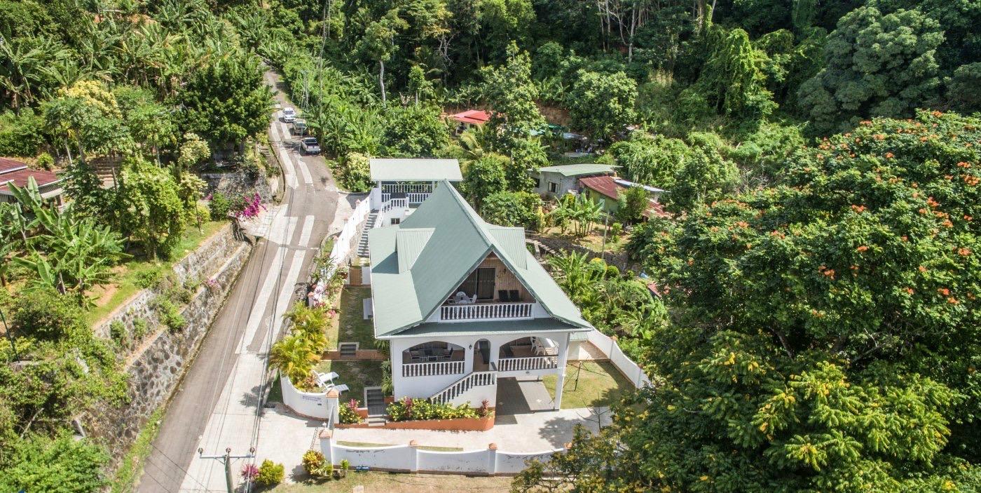 Seychellen Unterkunft 1