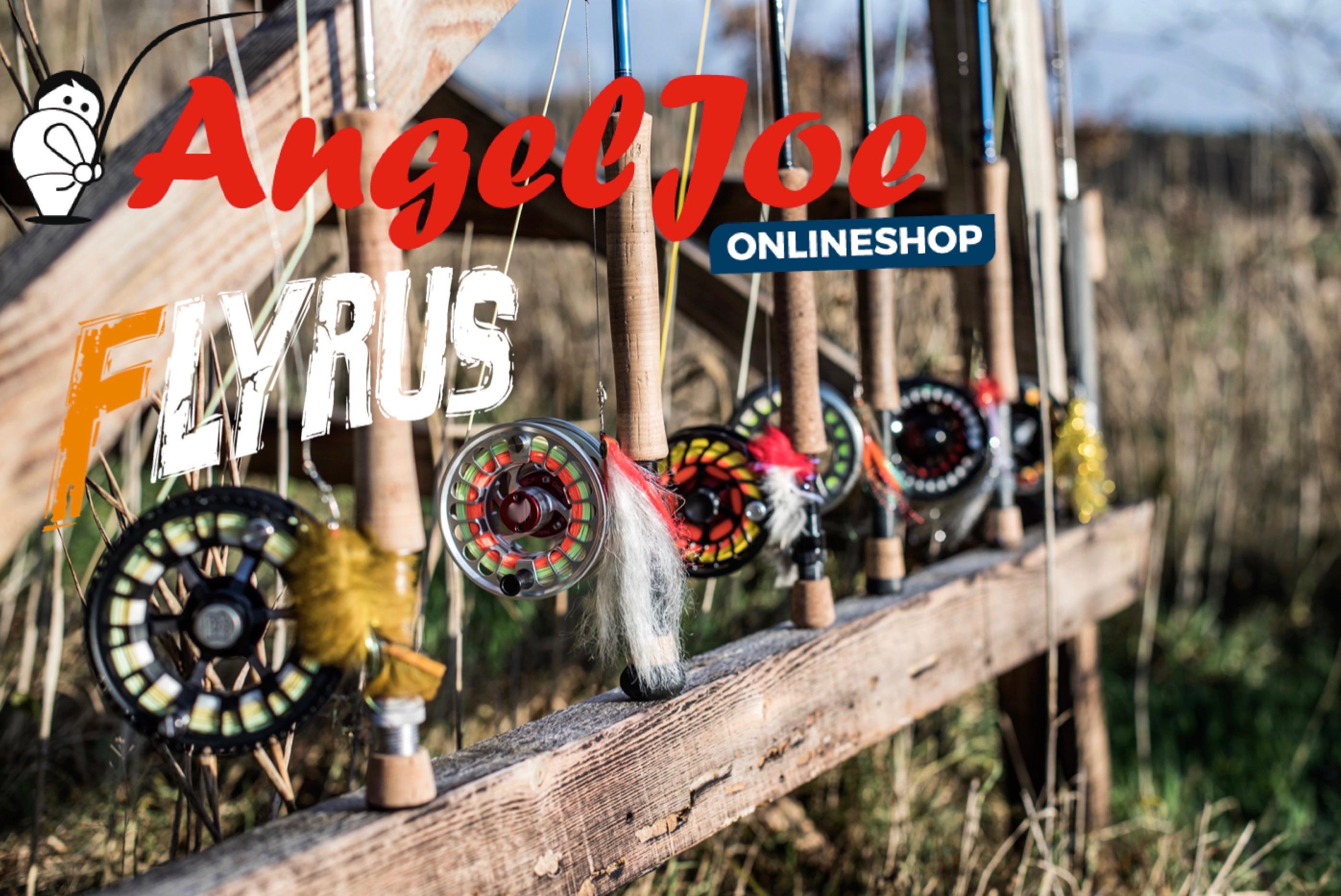 FLYRUS SHOP, FLYRUS ANGELSHOP, Fliegenfischen Shop