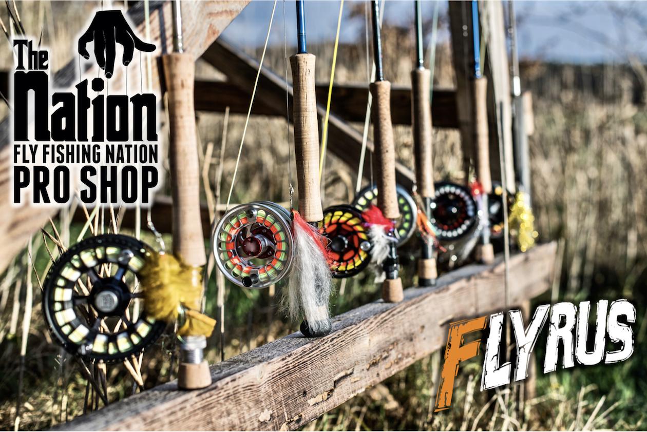 Fliegenfischen Shop