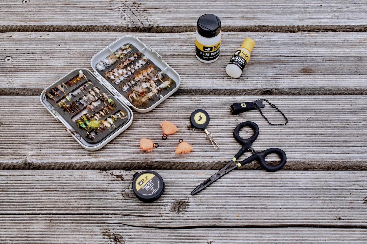 Fliegenfischen Ausrüstung, Fliegenfischen Equipment