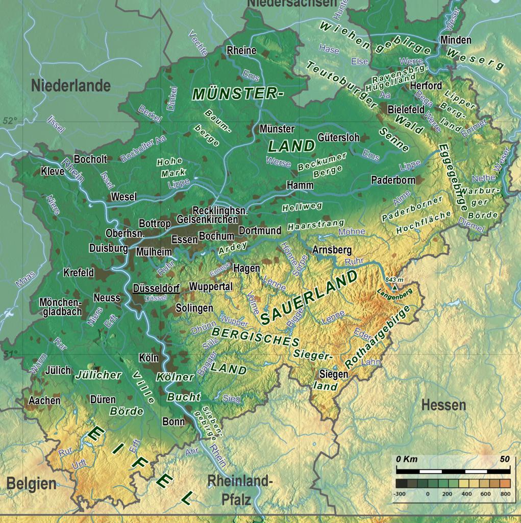 Forellen Flüsse NRW