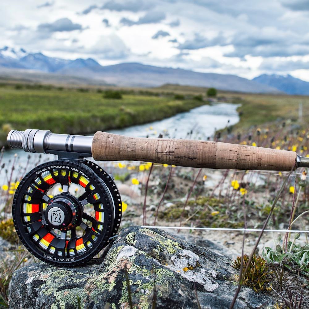 Fliegenfischen Gerät, Fliegenfischen Ausrüstung