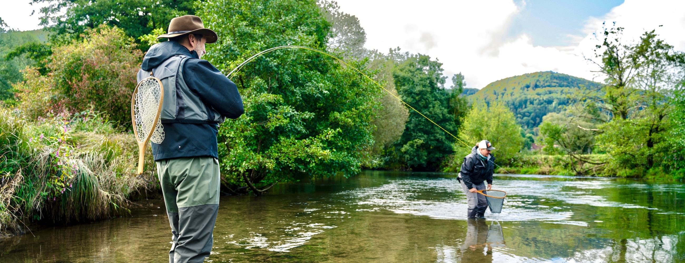 Fliegenfischen in Deutschland, Fliegenfischen Guiding